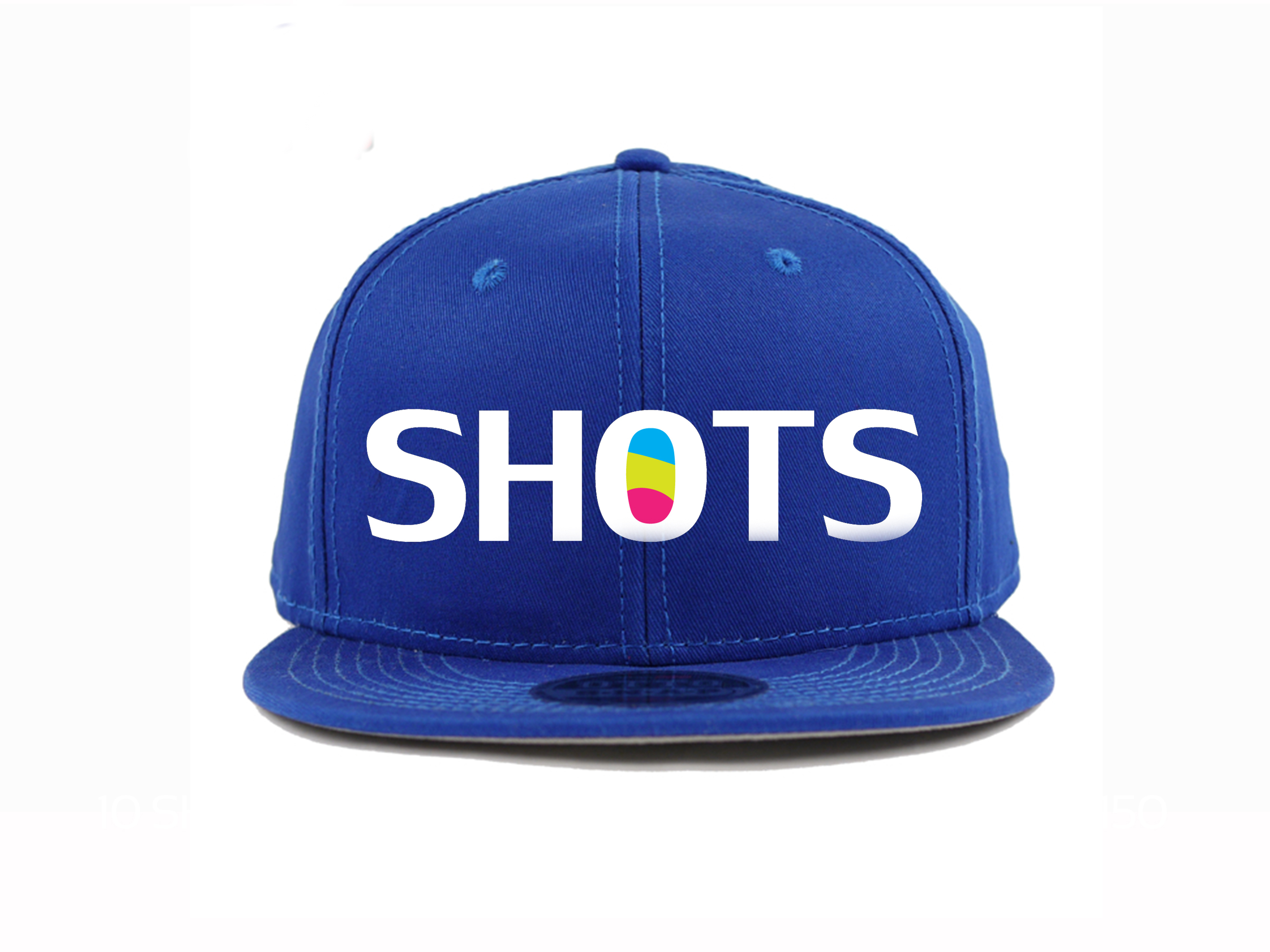 Blue SHOTS Snapback
